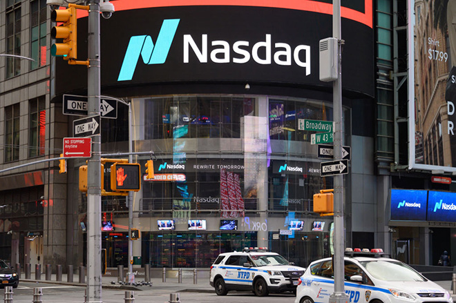 Why it's safe to take a position in nasdaq nvda stock than the other?
